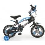 Bicicleta Injusa 2 in 1 Elite albastra