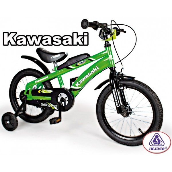Bicicleta Injusa Kawasaki Fx16