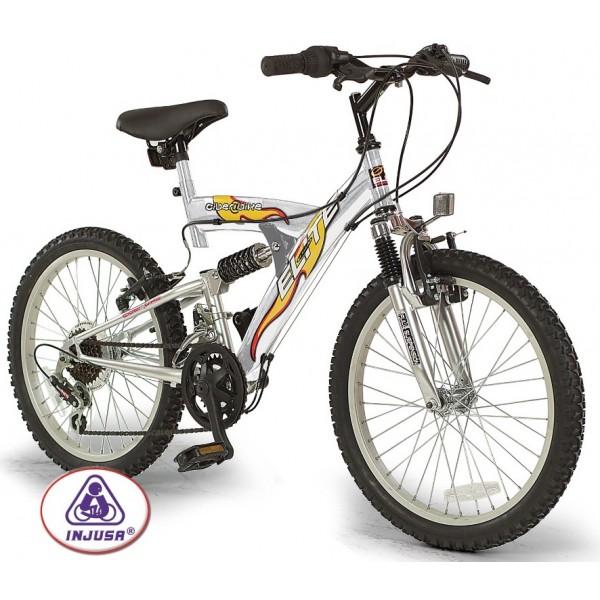 Bicicleta Injusa K-Ciber 20