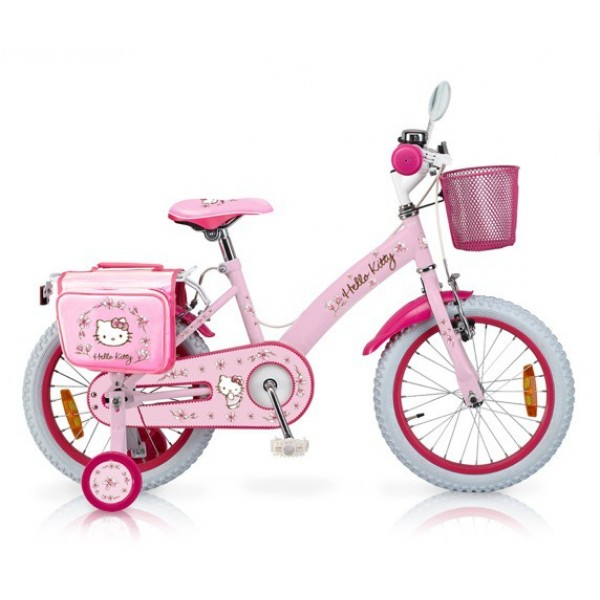 Bicicleta Injusa Hello Kitty 16
