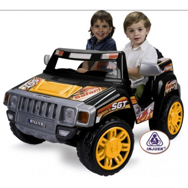 Masinuta electrica Injusa Safari Pick Up 12V