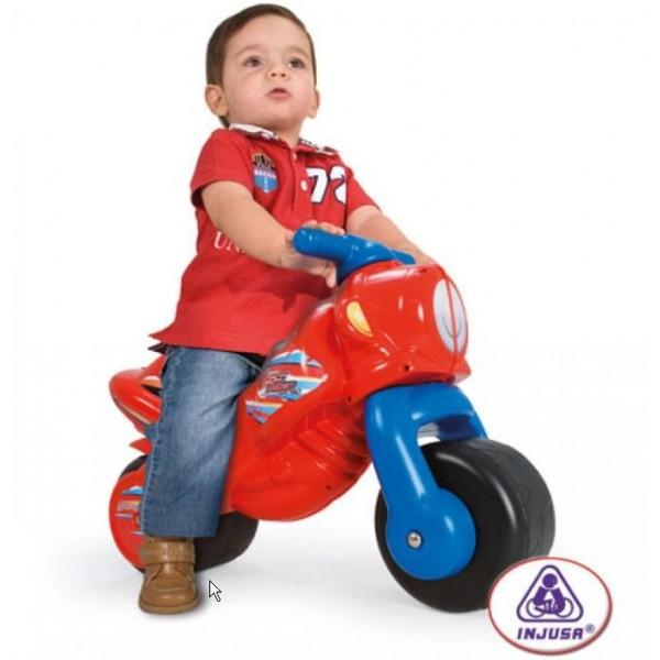 Motocicleta fara pedale Injusa Boss 197