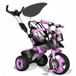 Tricicleta pentru copii Injusa City 326 mov